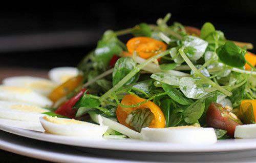 2 Cách làm salad trộn dầu giấm ngon giòn miễn chê