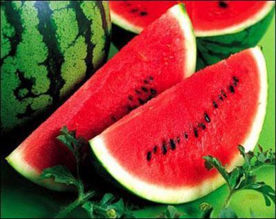 Dưa hấu – trái cây giải nhiệt