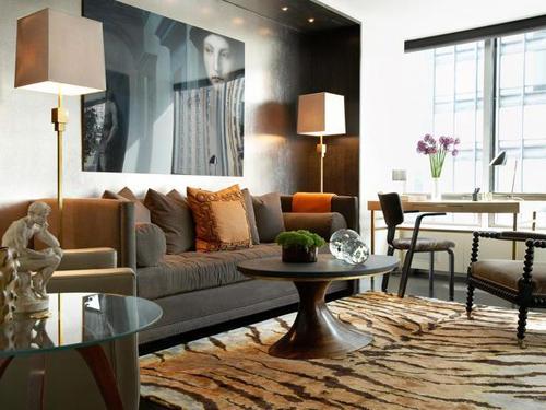 10 cách trải thảm đẹp - ấm - sang